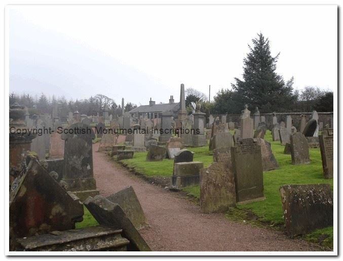 Shotts Kirkyard -New Cemetery- Lanarkshire PDF 2