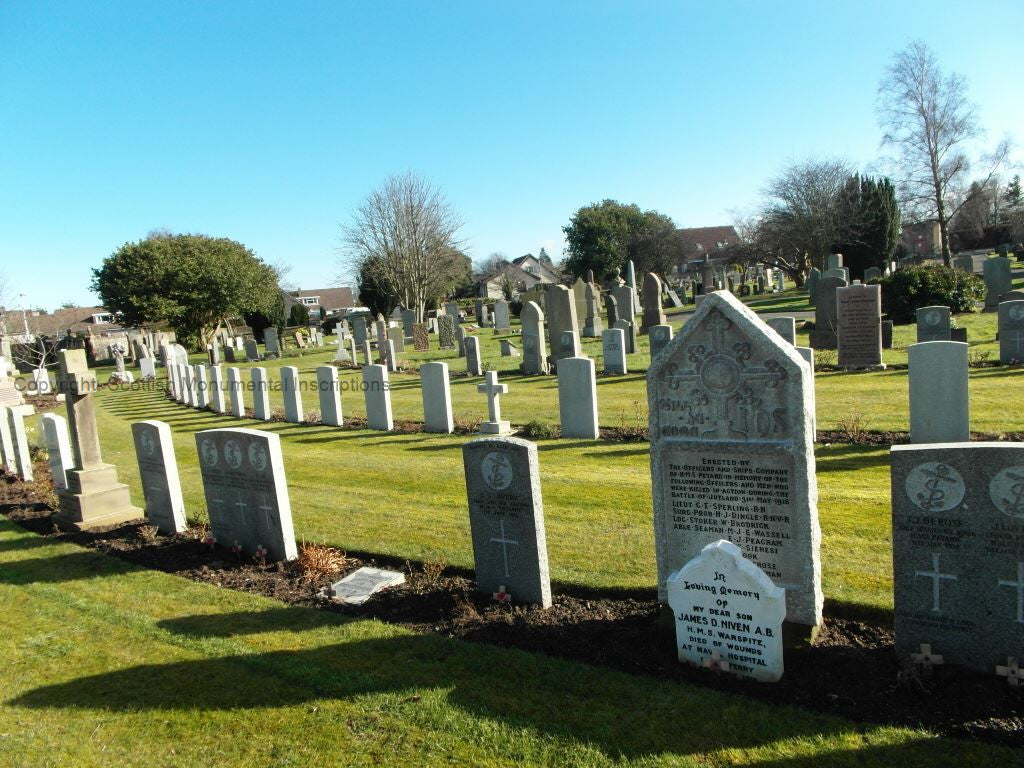 South Queensferry Cemetery - West Lothian PDF