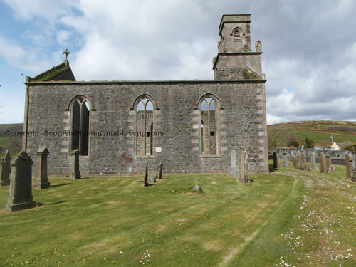 St Colmacs Church- Cemetery - Isle of Bute PDF