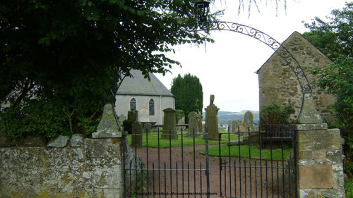 Symington Churchyard - St Johns Kirk - Lanarkshire PDF