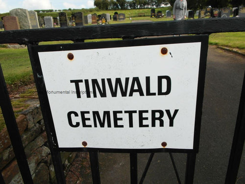 Tinwald Cemetery - Dumfries and Galloway PDF