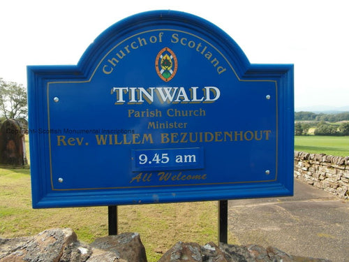 Tinwald Church - Dumfries and Galloway PDF
