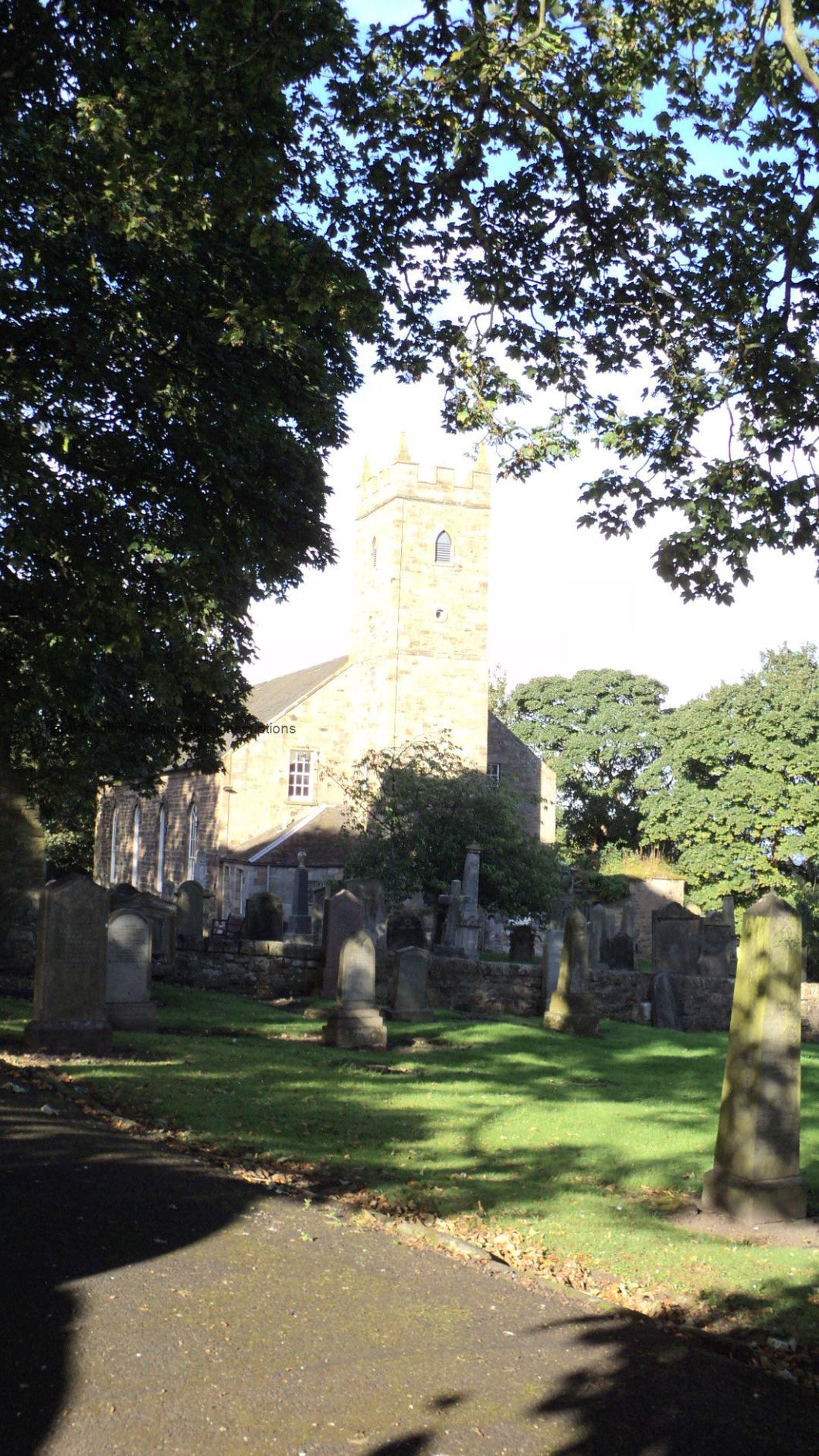 Tranent Parish Church - East Lothian PDF
