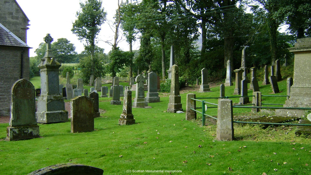 Wiston and Roberton Churchyards - Lanarkshire PDF