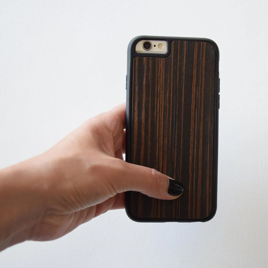 Ebony iPhone Case | Wood iPhone Case | IULIA