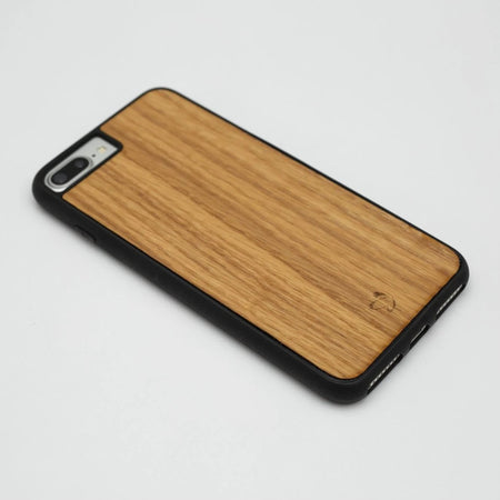 Oak Wood iPhone Case | Wooden iPhone Case | IULIA