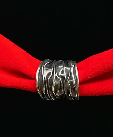 Hermokrates Silver Ring