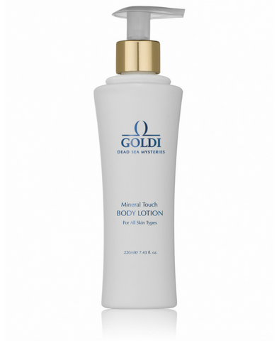 Goldi GG26 Mineral Touch Body Lotion