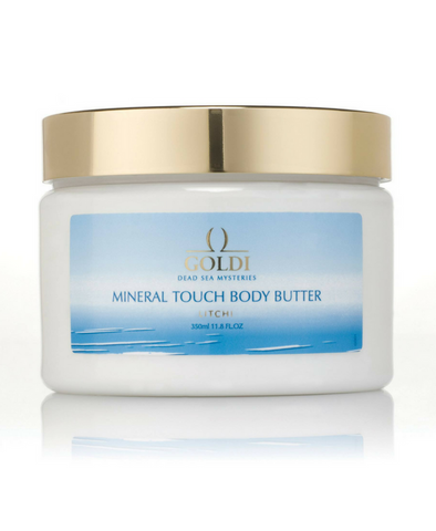 Goldi GG10 Mineral Touch Body Butter Litchi