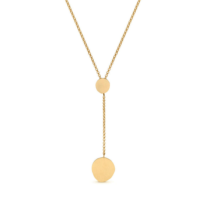 Necklace Golden Arp