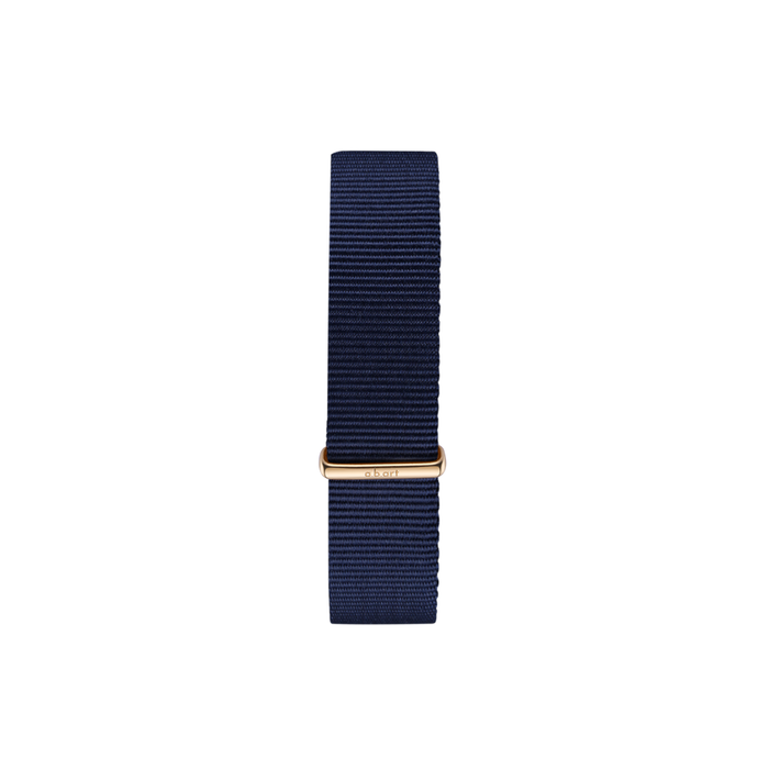 Navy Blue Nylon Strap 05N