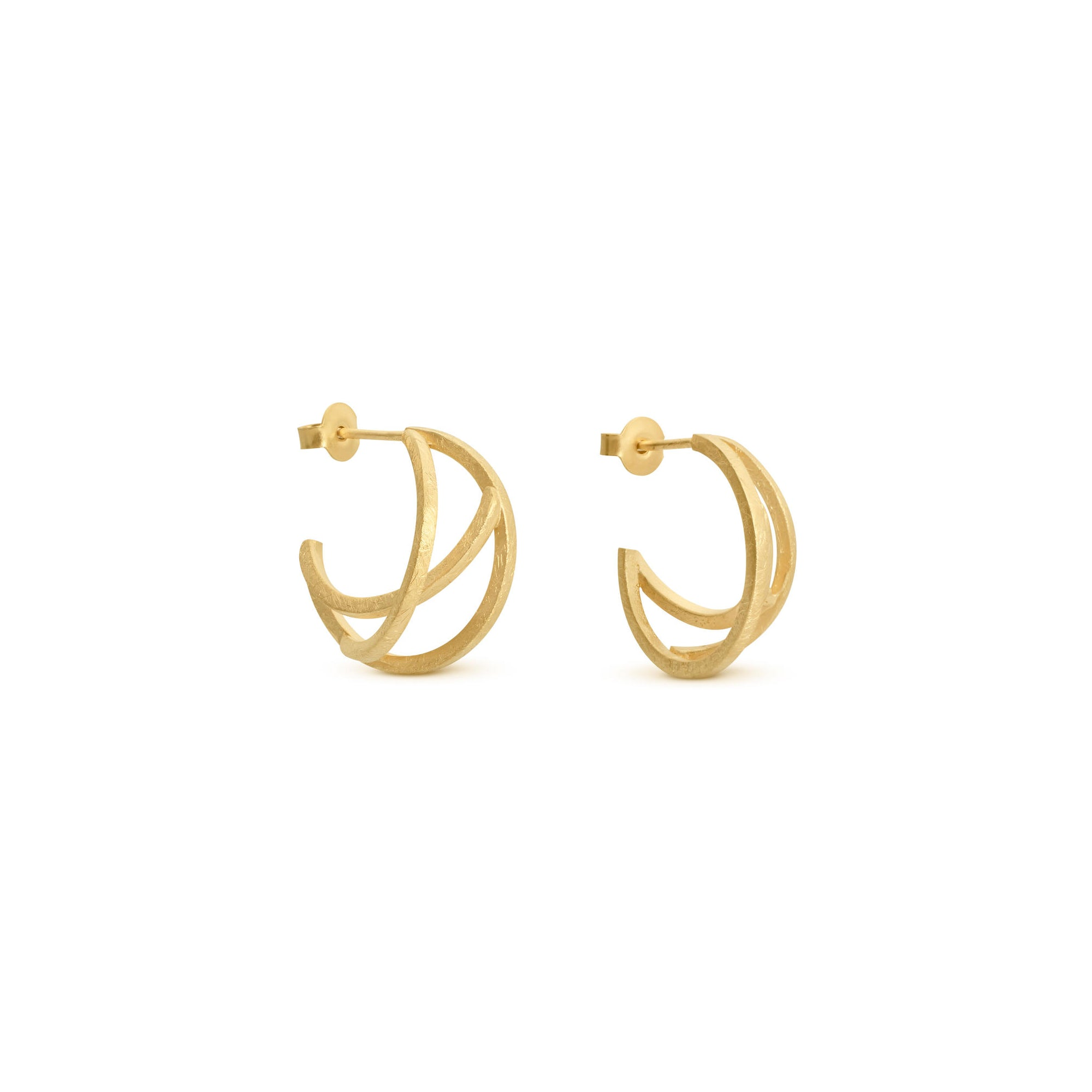 Earring Golden Valentina