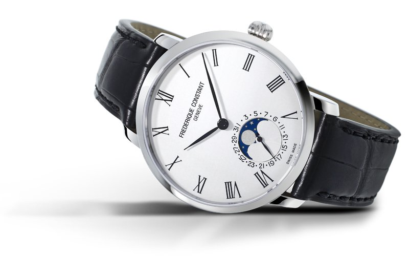 Manufacture Slimline Moonphase