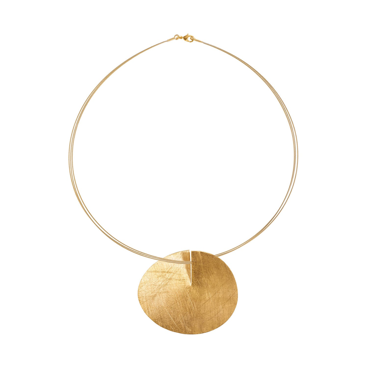 Taglio Golden Necklace