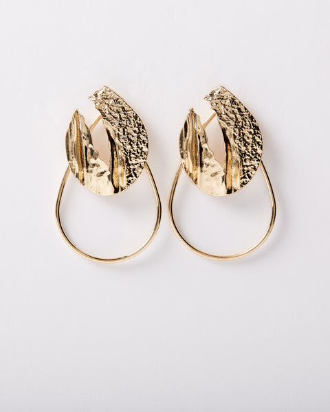 Bold Because ... Sculptural Earring