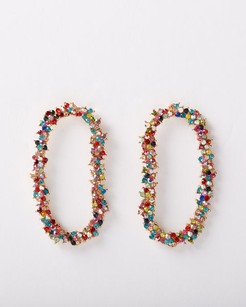 Fruit Loop Earring