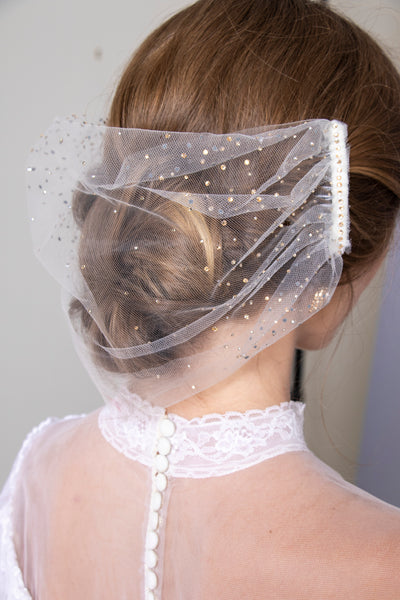 Sparkled Eyes Blusher Veil