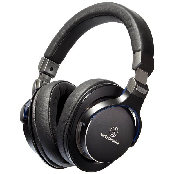 Audio-Technica MSR7BK High Resolution Headphones