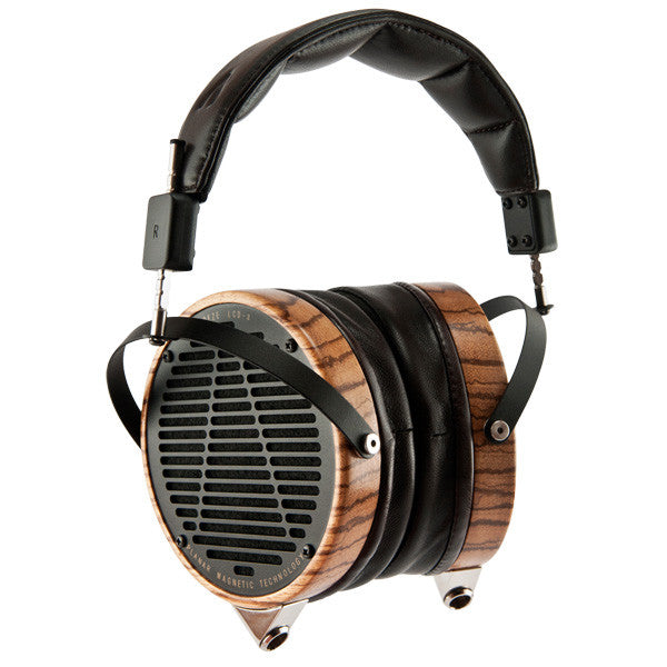 Audeze LCD-3 Open Circumaural High-Performance Planar Magnetic Headphones with Travel Case