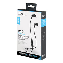 MEE audio M9B Bluetooth Wireless Noise Isolating In-Ear Stereo Headset