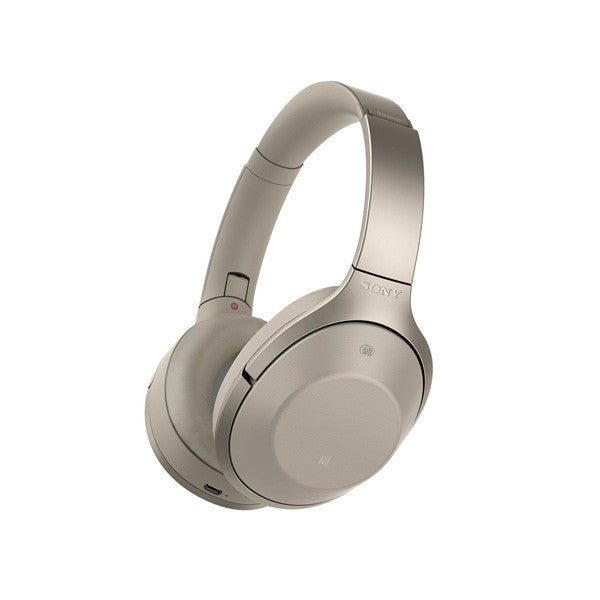 Sony MDR-1000X Bluetooth Noise Cancelling Headphones