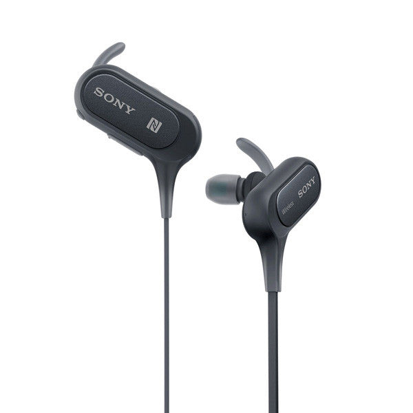 Sony XB50BS Extra Bass Sports Bluetooth In-Ear Headphones - Black