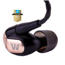 Westone W60 Six Driver High-Performance Earphones with built-in mic and removable cable