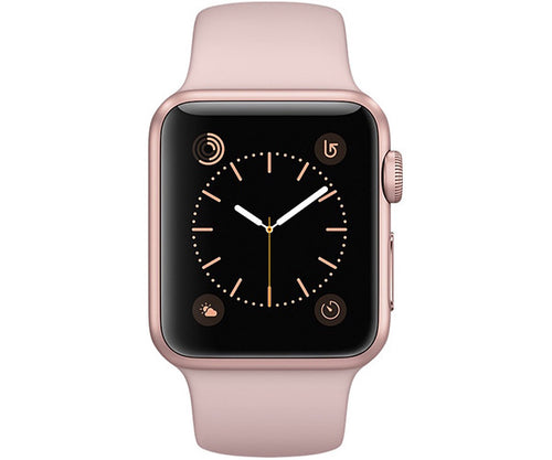 Apple Watch Sport 38mm Series 2 - Rose Gold (Pink Sand Sport Band)