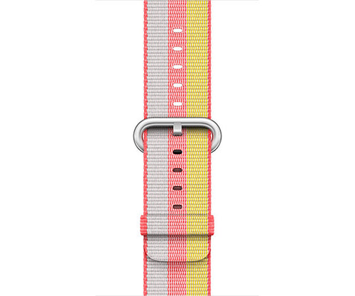 Quai thay thế Apple Watch 42mm Woven Nylon