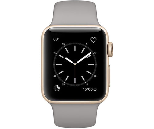 Apple Watch Sport 38mm Series 2 - Gold (Concrete Sport Band)