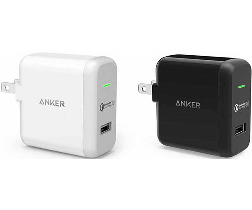 Cục sạc Anker PowerPort +1 with Quick Charge 3.0