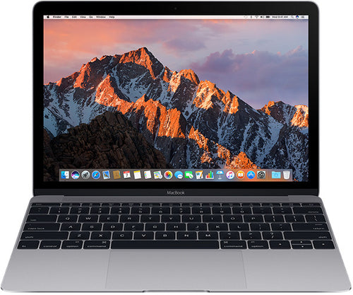 Macbook 12 inch Space Gray MLH72 - 1.1GHz Dual-Core Intel Core M3, 256GB Flash, 8GB RAM