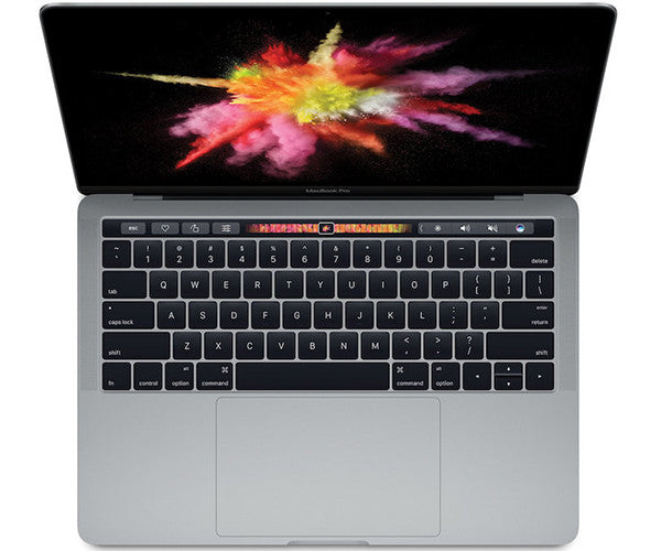 Macbook Pro 13 inch (2017) MPXW2 - Touch Bar and Touch ID i5 3.1GHz Processor, 512GB SSD, 8GB RAM Space Gray