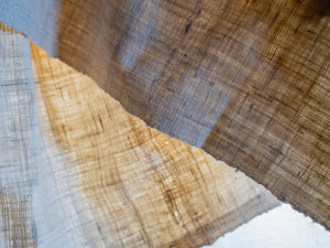 Eri Matka Silk Fabric - Made from Silk Waste