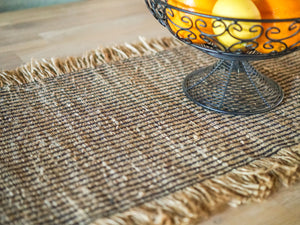 Jute Hand Spun & Hand Woven Table Runner