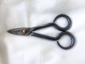 Hand Made Steel Snips (Hand Forged Scissors)