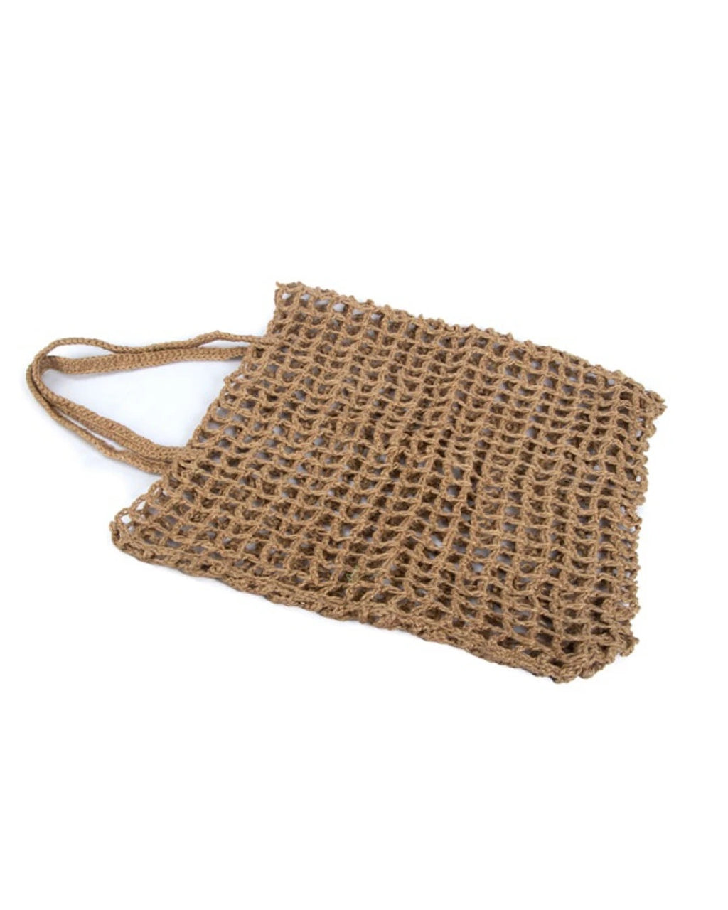 Macrame Jute shopping bag