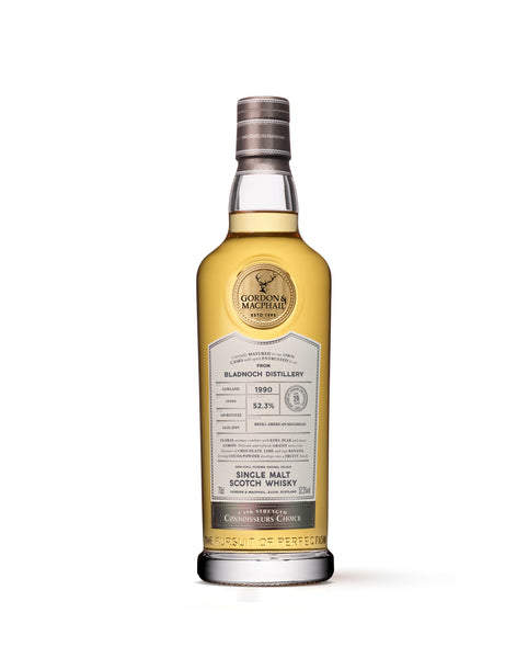 Connoisseurs Choice 1990 from Bladnoch Distillery 52.3%
