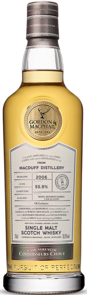 Connoisseurs Choice 2006 from Macduff Distillery 55.9%