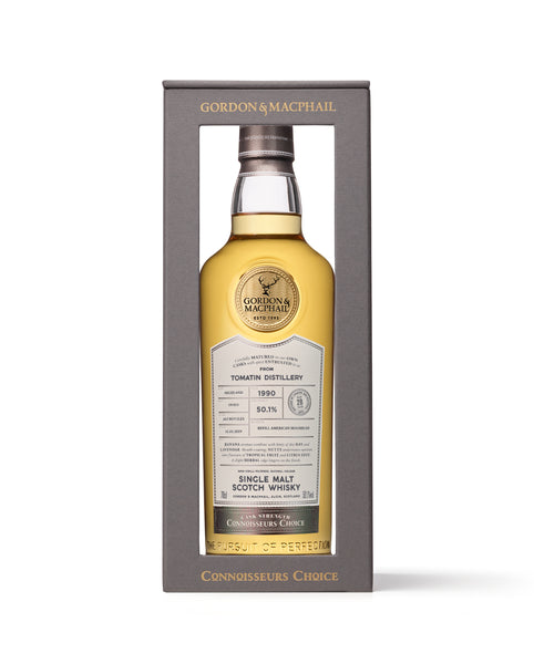 Connoisseurs Choice 1990 from Tomatin Distillery 50.1%