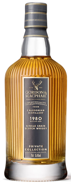 Private Collection from The Caledonian Grain Distillery 1980 54.4%, 70cl