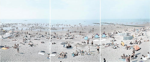 Knokke Triptych (Six, Seven, Eight), 2006