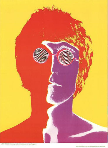 Richard Avedon - Psychedelic Beatles Poster Set, 1968