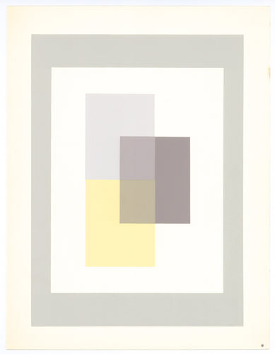 Interaction of Color, 1963