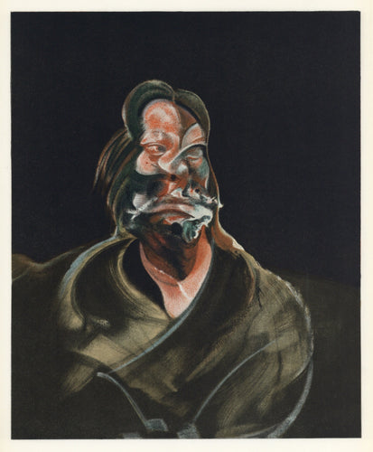 After Francis Bacon - Isabel Rawsthorne, 1966