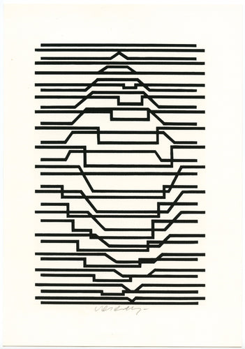 Victor Vasarely - Naissances, 1963