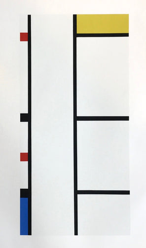 Piet Mondrian - Composition, 1957