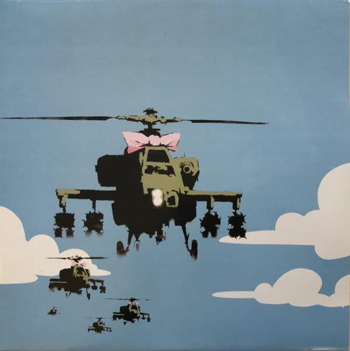 Banksy - Dirty Funker : Flat Beat, 2009