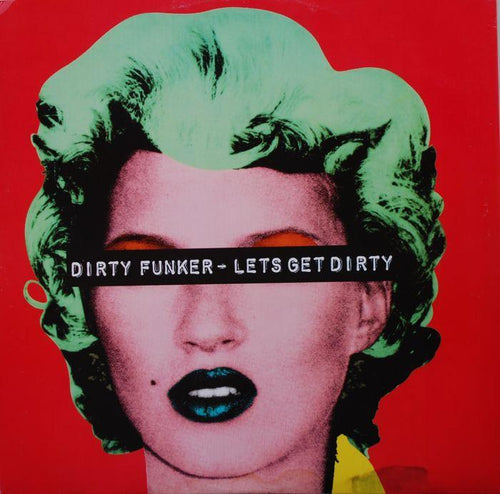 Banksy - Dirty Funker - Let's Get Dirty, 2006