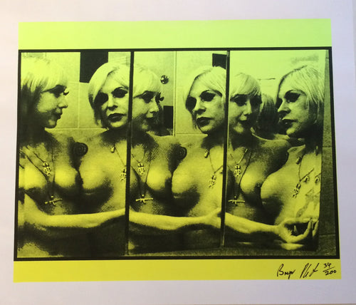Genesis BREYER P-ORRIDGE - Triple Androgyne, 2014